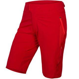 Endura Wms Single Track Lite Short II, rust red - Radhose