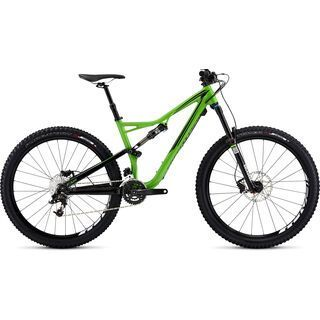 Specialized Stumpjumper FSR Comp 650b 2016, green/black - Mountainbike