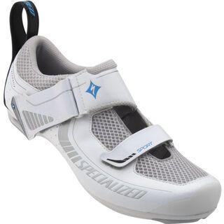Specialized Women's Trivent Sport, White/Silver - Radschuhe