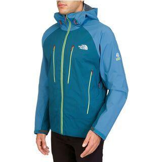 The North Face Mens Kichatna Jacket, Monterey Blue/Midnight Blue - Jacke
