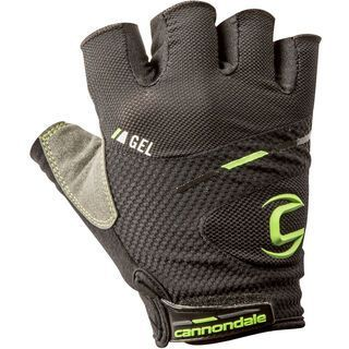 Cannondale Endurance Race Gel Gloves, black/green - Fahrradhandschuhe