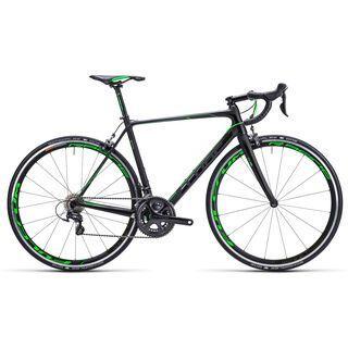 Cube Litening Super HPC Race 2015, carbon/green - Rennrad