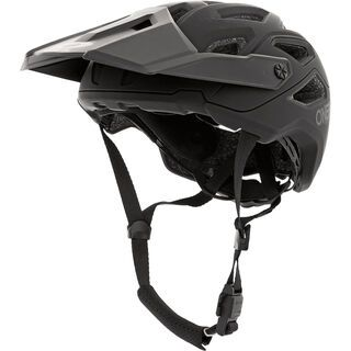 ONeal Pike Helmet Solid black/gray