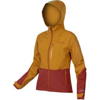 Endura Women's SingleTrack Jacket, muskat - Radjacke