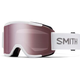Smith Squad inkl. Wechselscheibe, white/Lens: ignitor mirror - Skibrille