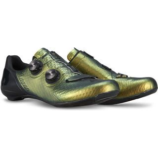 Specialized S-Works 7 Road Sagan Collection - Deconstructivism green