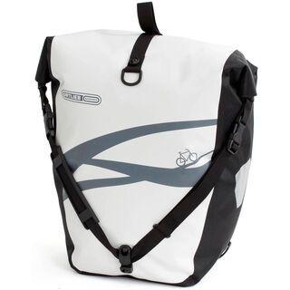 Ortlieb Back-Roller Classic Design, Wave / weiß-grau - Fahrradtasche