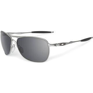 Oakley Crosshair, Lead/Black Iridium Polarized - Sonnenbrille