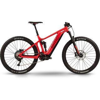 BMC Speedfox AMP Four 2020, super red - E-Bike