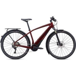 Specialized Turbo Vado 4.0 2020, black/rocket red - E-Bike