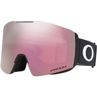 Oakley Fall Line XL Prizm, matte black/Lens: hi pink iridium - Skibrille