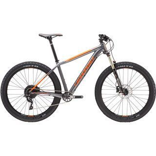 Cannondale Beast of the East 3 2017, grey/orange - Mountainbike