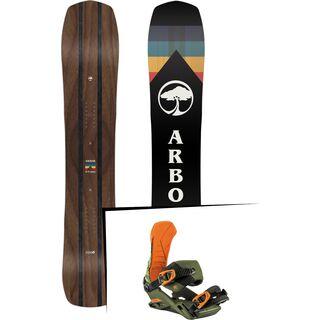 Set: Arbor A-Frame 2019 + Nitro Team nitro x vssl