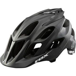 Fox Flux Helmet, matte black - Fahrradhelm