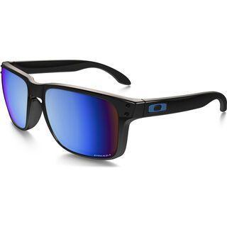 Oakley Holbrook Prizm Deep Water Polarized, polished black - Sonnenbrille