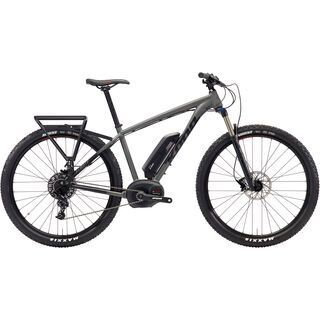 Kona Remote 29 2018, charcoal/black/red - E-Bike