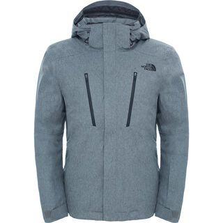 The North Face Mens Ravina Jacket, medium grey heather - Skijacke