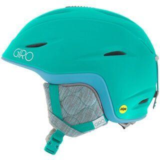 Giro Fade MIPS, matte turquoise - Skihelm