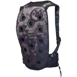 amplifi Cortex Polymer Pack, black - Rückenprotektor