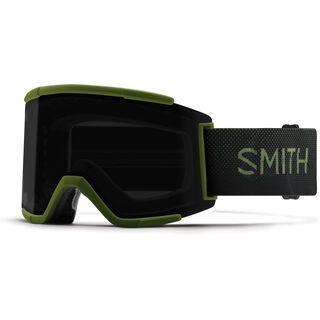 Smith Squad XL inkl. WS, moss surplus/Lens: cp sun black - Skibrille