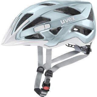 uvex active, aqua white - Fahrradhelm