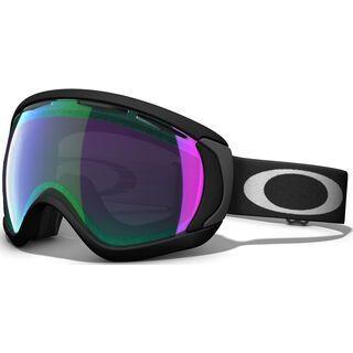 Oakley Canopy Prizm, matte black/prizm jade iridium - Skibrille