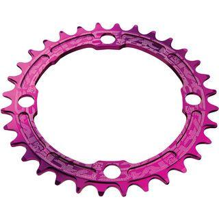 Race Face Single Ring Narrow Wide - LK 104, purple - Kettenblatt
