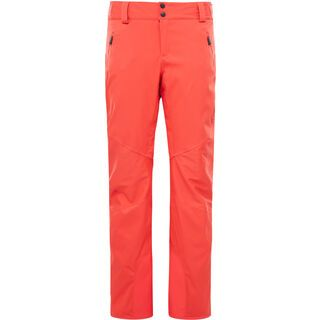 The North Face Womens Ravina Pant, melon red - Skihose