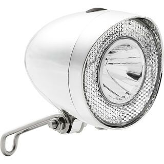Creme Cycles Front Lamp, chrome - Beleuchtung