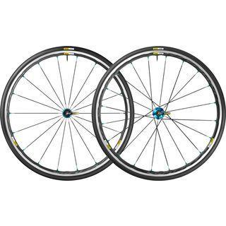Mavic Ksyrium Elite, black-blue - Laufradsatz
