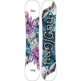 Gnu B-Nice 2018, minerals - Snowboard