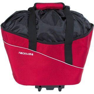 Racktime Shop-it, rachel-red - Gepäckträgertasche