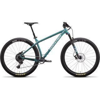 Santa Cruz Chameleon AL R 27.5 Plus 2019, blue/blue - Mountainbike