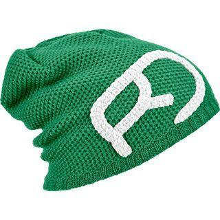 Ortovox Beanie Rock'n'Wool M, irish green - Mütze