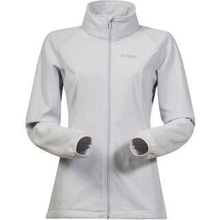 Bergans Park City Lady Jacket, aluminium - Fleecejacke