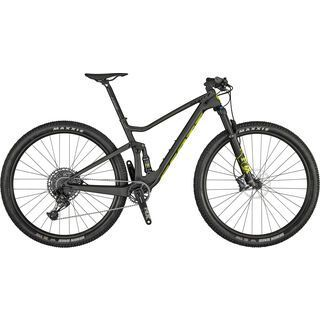 Scott Spark RC 900 Comp 2021, grey/black/yellow - Mountainbike