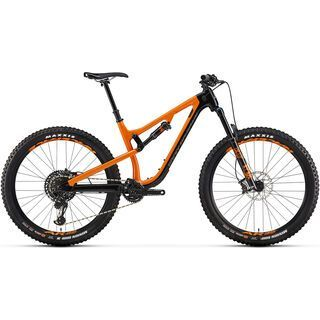 Rocky Mountain Pipeline Carbon 70 2019, black/orange/grey - Mountainbike