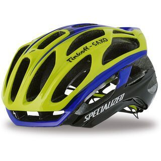 Specialized S-Works Prevail Team, tinkoff-saxo - Fahrradhelm