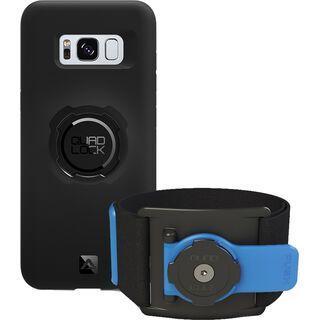 Quad Lock Run Kit Samsung Galaxy S8 - Halterung
