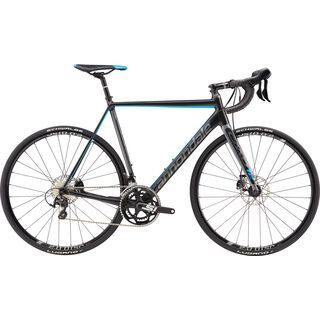 Cannondale CAAD12 Disc 105 5 2017, black/blue - Rennrad