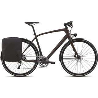 Specialized Source Expert Carbon Disc 2015, Satin Tinted Brown Carbon/Gloss Brown Carbon - Trekkingrad