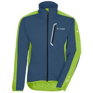 Vaude Men's Posta Softshell Jacket IV, fjord blue - Radjacke