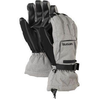 Burton Baker 2-in-1 Glove, Heathered Grey - Snowboardhandschuhe