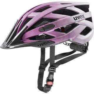 uvex i-vo cc, berry matt - Fahrradhelm