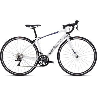 Specialized Dolce Sport 2016, white/indigo/charcoal - Rennrad