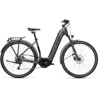 Cube Touring Hybrid ONE 400 Easy Entry grey´n´black 2021