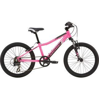 Cannondale Trail 20 Girls 2017, pink/black - Kinderfahrrad