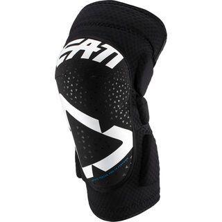 Leatt Knee Guard 3DF 5.0 Junior, white/black - Knieschützer