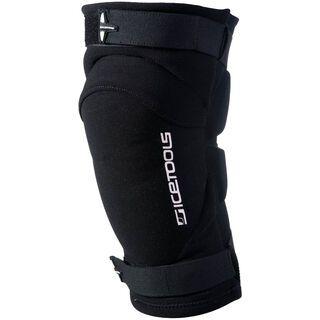 Icetools Knee Guard, Black - Protektor