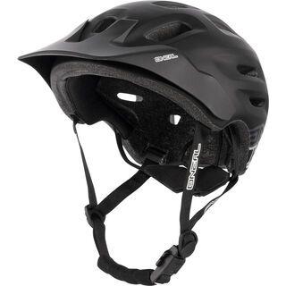 ONeal Defender Helmet Flat, black - Fahrradhelm